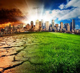UN: World on a 'catastrophic pathway' to 2.7° of heating