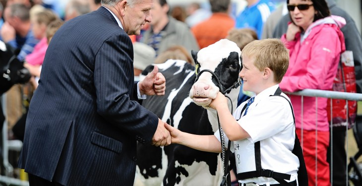 Over 60,000 expected to descend on today's Tullamore Show