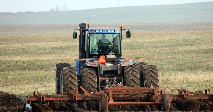 'Spring crops behind by two weeks'