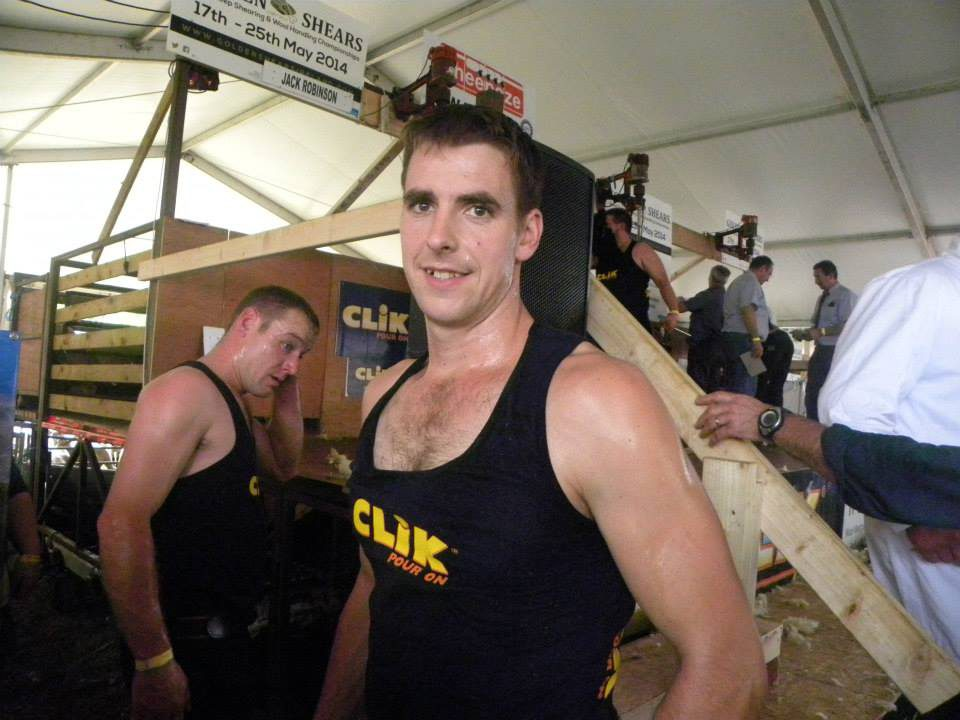 Shearing perfection, Donegal native Ivan Scott comes baaack home to scoop first place