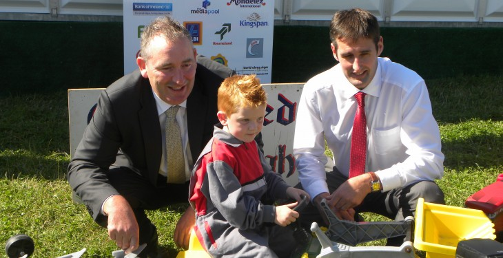 Iarnrod Eireann on the right track for the Ploughing 2013