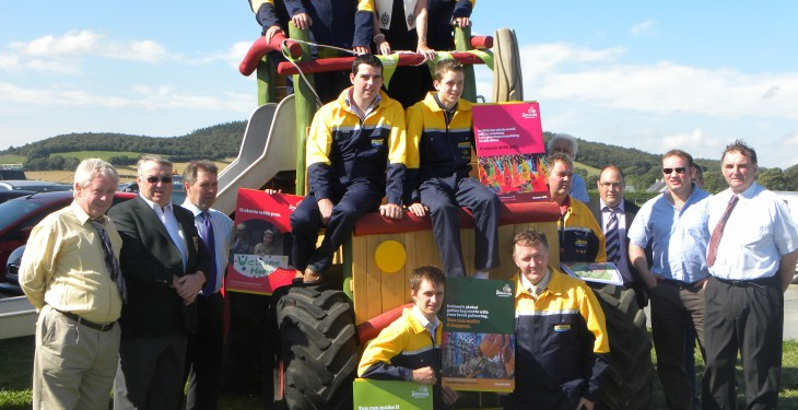 Hurdle your way to Ploughing 2013