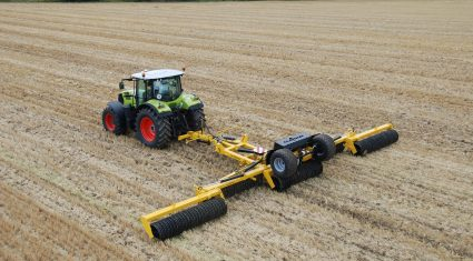 New fertiliser placement option for Claydon Hybrid