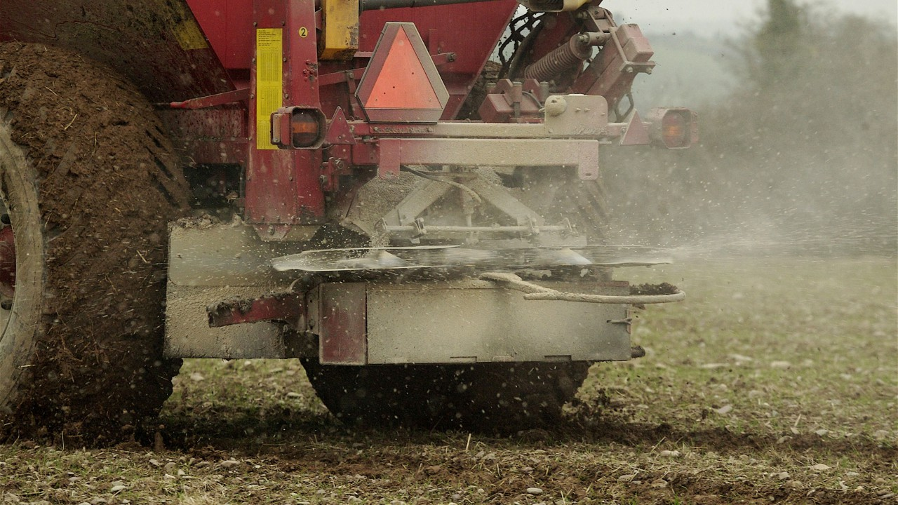 Manufacturing issues and tight spring put pressure on fertiliser supplies