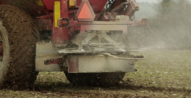Fertiliser key for spring grassland, Teagasc