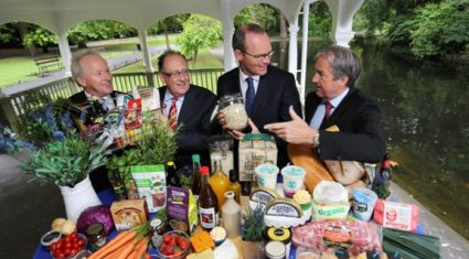 New Irish business food academy