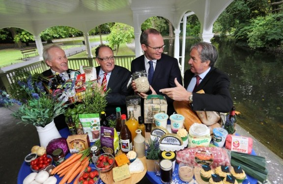 New Irish business food academy