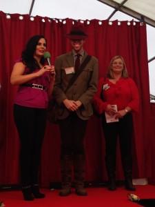 Mark Flood gentleman winner