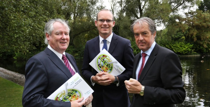 Ireland's milestones in agricultural success launched