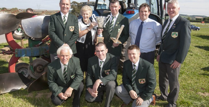 Irish ploughing team going for gold in Germany this Friday