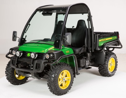 New heavy-duty XUV Gators from John Deere