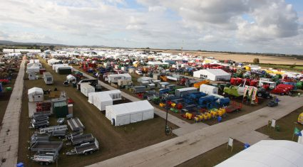 Record breaking ploughing