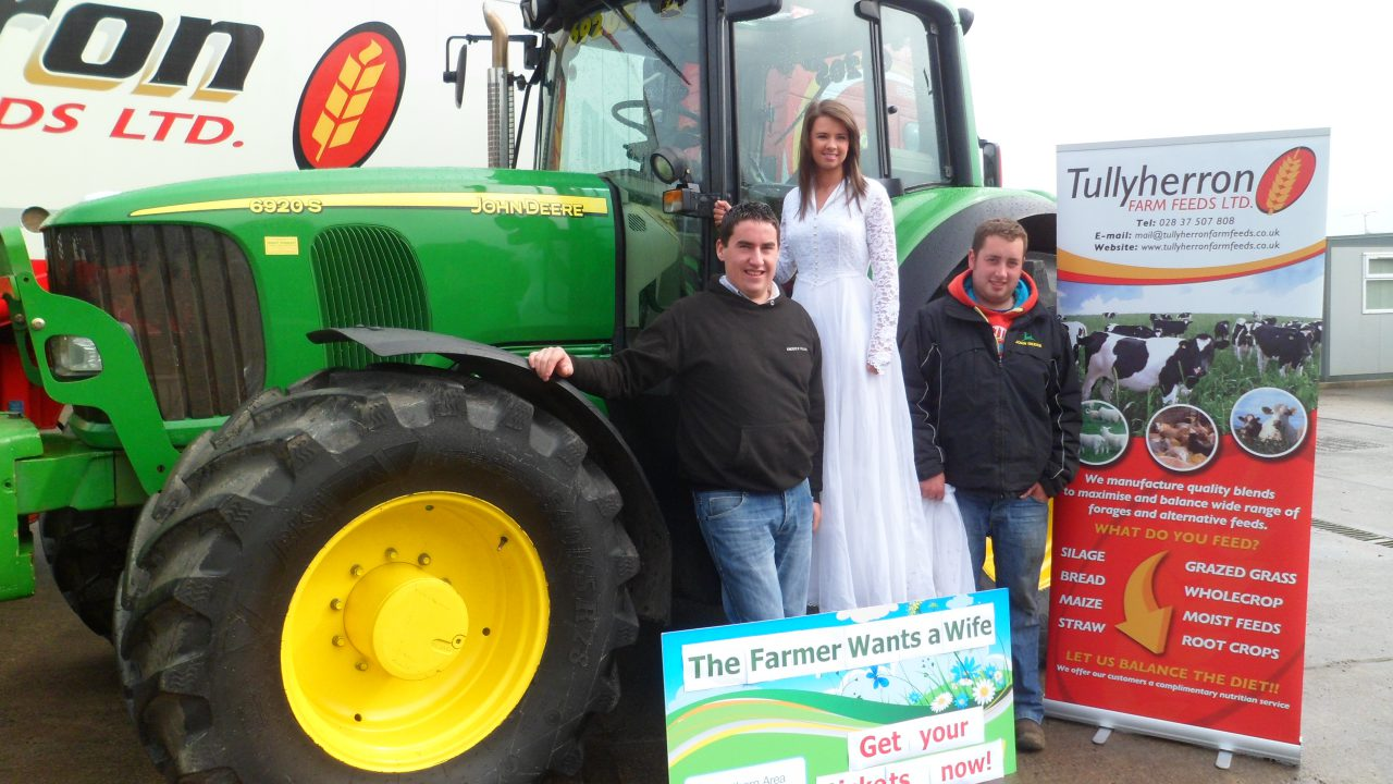 Tickets now on sale for 'The Farmer Wants a Wife'