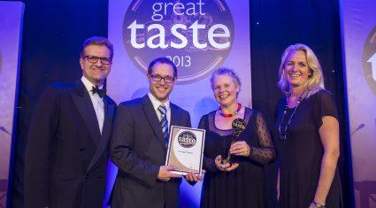 Irish producers celebrate Great Taste success in London