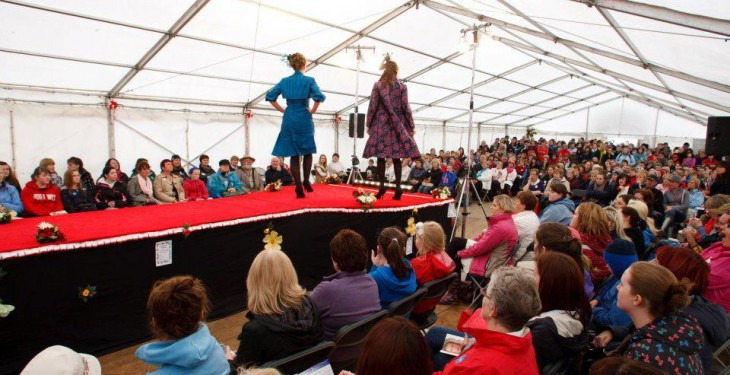 Passion for fashion at the Ploughing 2013