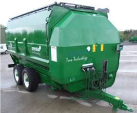 Keenan to launch new MF380 mixer wagon at Ploughing 2013
