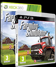 Farming Simulator launch