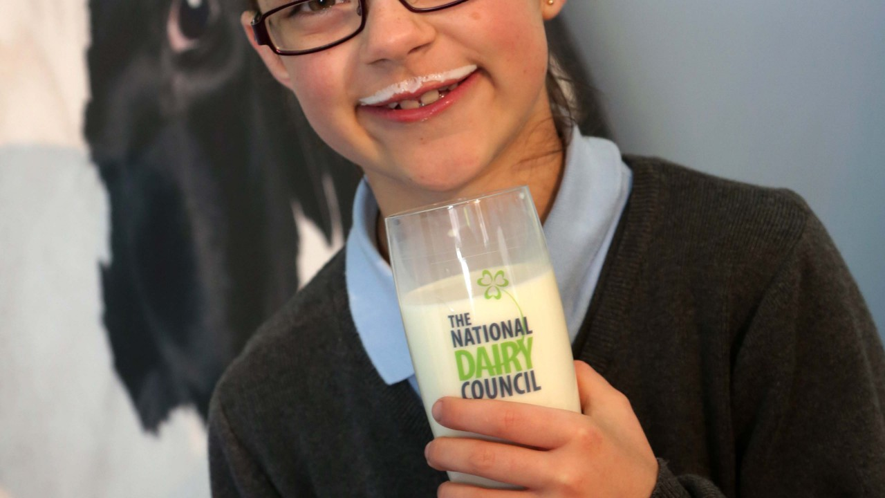 Dairy council schools kids in milk benefits