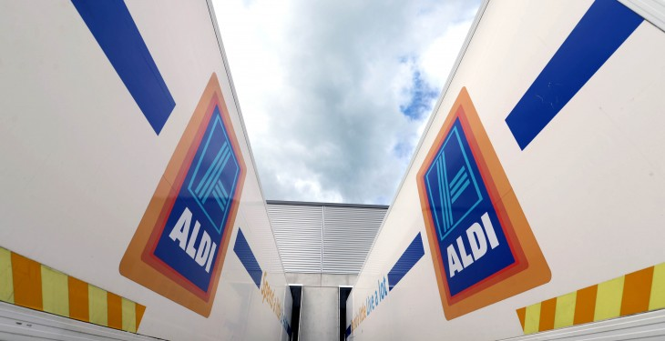 Aldi opens Cork distribution hub creating 160 jobs
