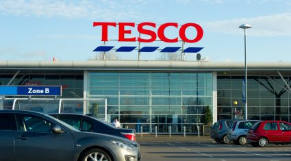 Former Sky exec takes over at Tesco helm