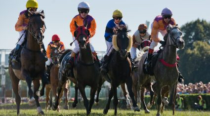Irish beef takes centre stage at the biggest horse racing event in the US