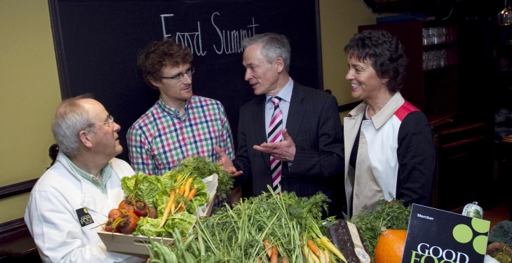 Largest food showcase in Ireland launched