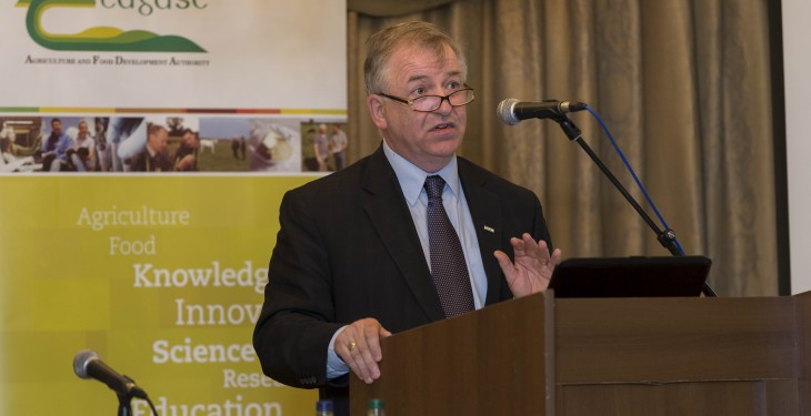 'Enormous pressure on Teagasc staff'