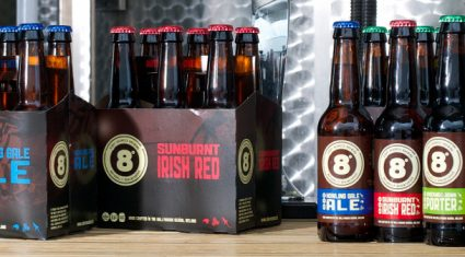 Recipe for success: Eight Degrees Brewing
