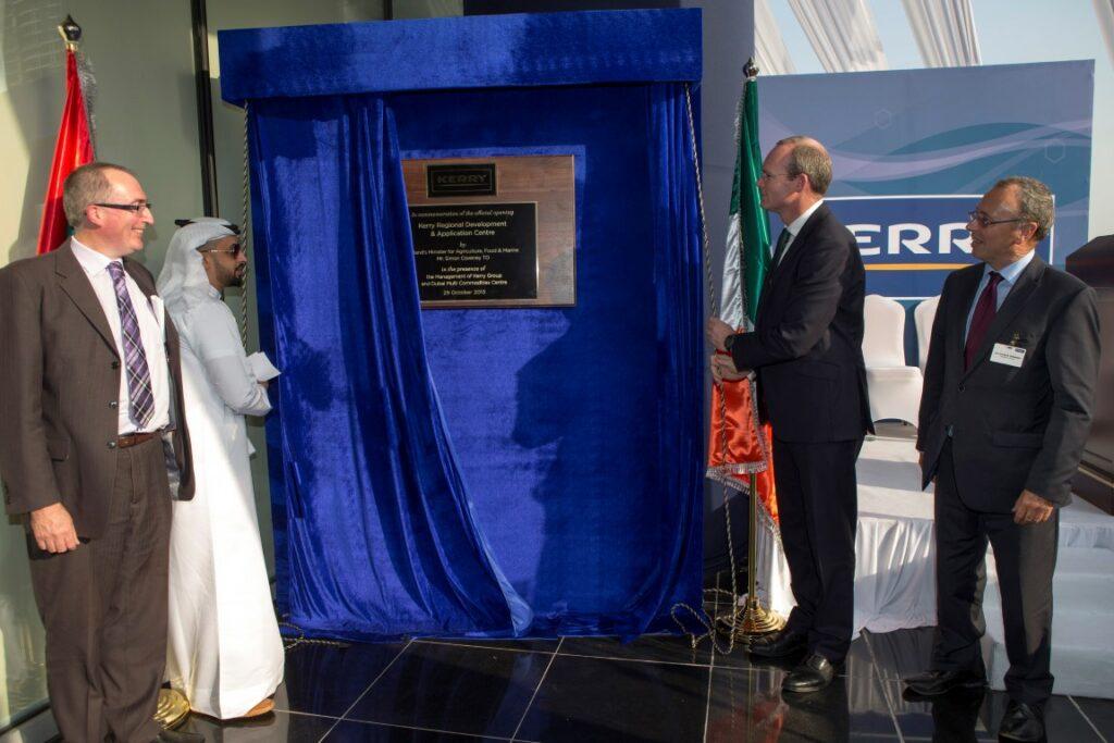 Kerry Group opens new development centre in Dubai