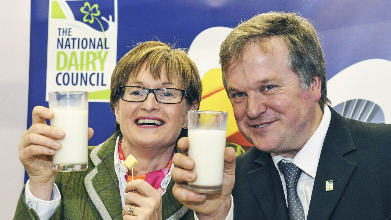 National Dairy Show results