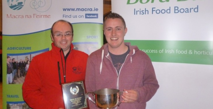 Macra announces Stockjudging winners