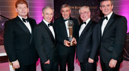 Top honour for Kerry Group founder
