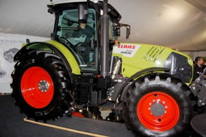 CLAAS launches its infinitely variable transmission system