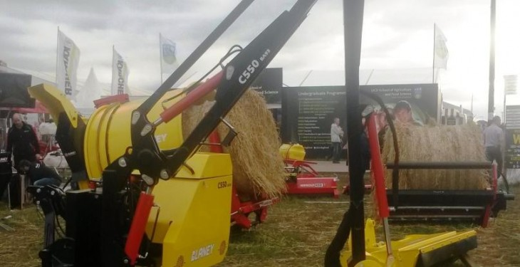Blaney Agri unveil new range