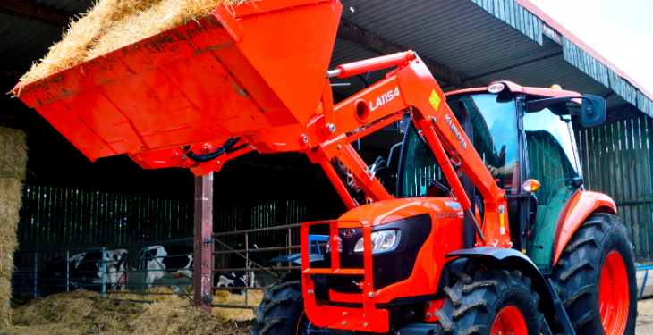 Kubota add two models to their M series range