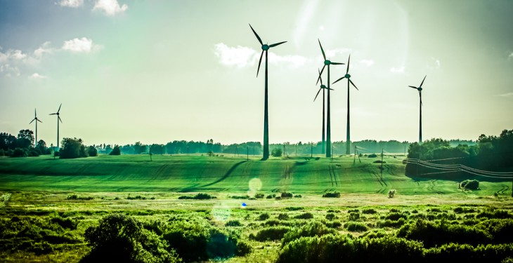 Bord na Móna launches €1bn wind energy export business