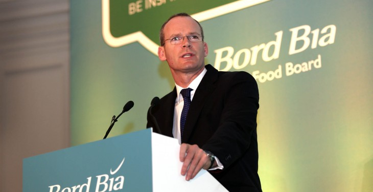 IFA welcomes Coveney's call for market supports