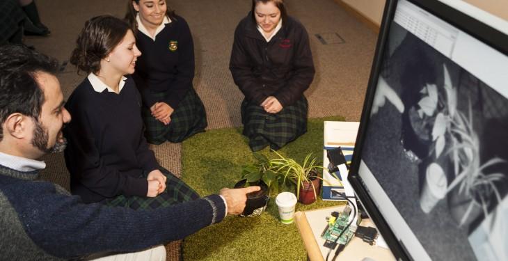 Students flock to innovation showcase