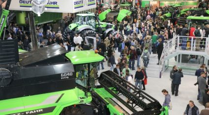 Deutz-Fahr introduce new tractor ranges