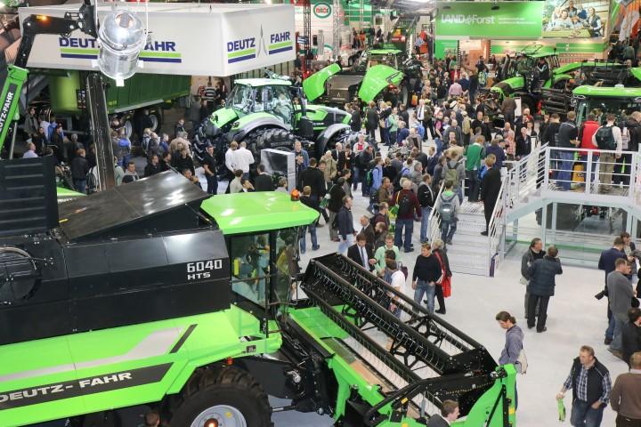 Deutz-Fahr introduce new tractor ranges