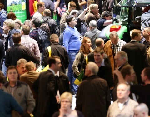 Deere leaps ahead at Agritechnica