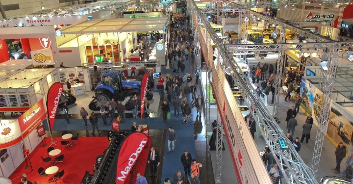 Review of Agritechnica 2013
