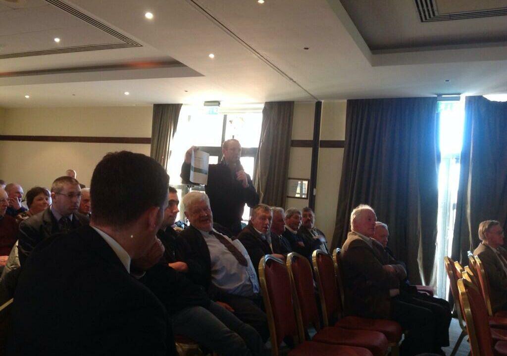 Minister seeks compromise over pylon dispute