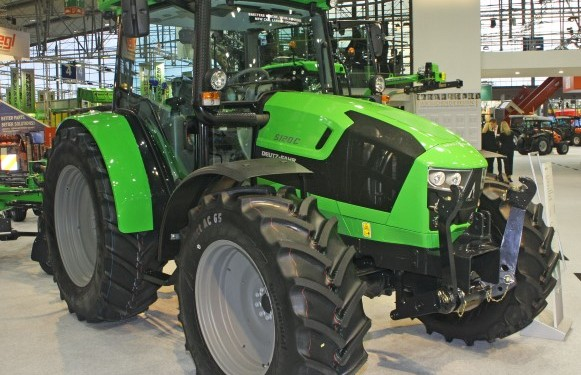 Zetor to use Deutz engines in new models