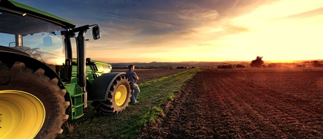 Farming is the biggest job on the earth, John Deere
