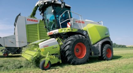 AXION 800 to take pride of place at Claas stand at LAMMA