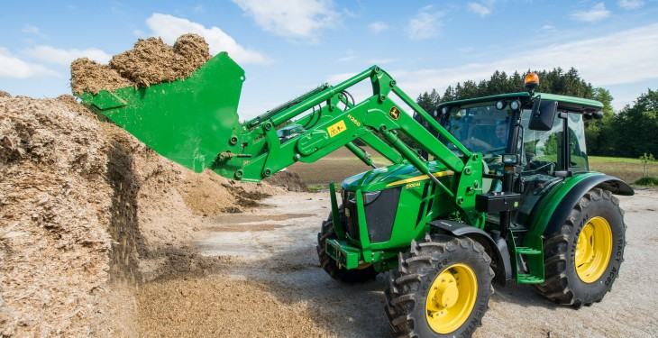 Big plans for John Deere at LAMMA