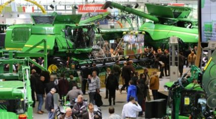 Downward trend for European agricultural machinery market