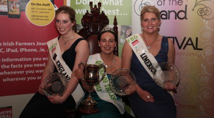 Cork queen crowned as festival set for Tullamore next year