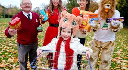Lions roar for Food Appeal 2013